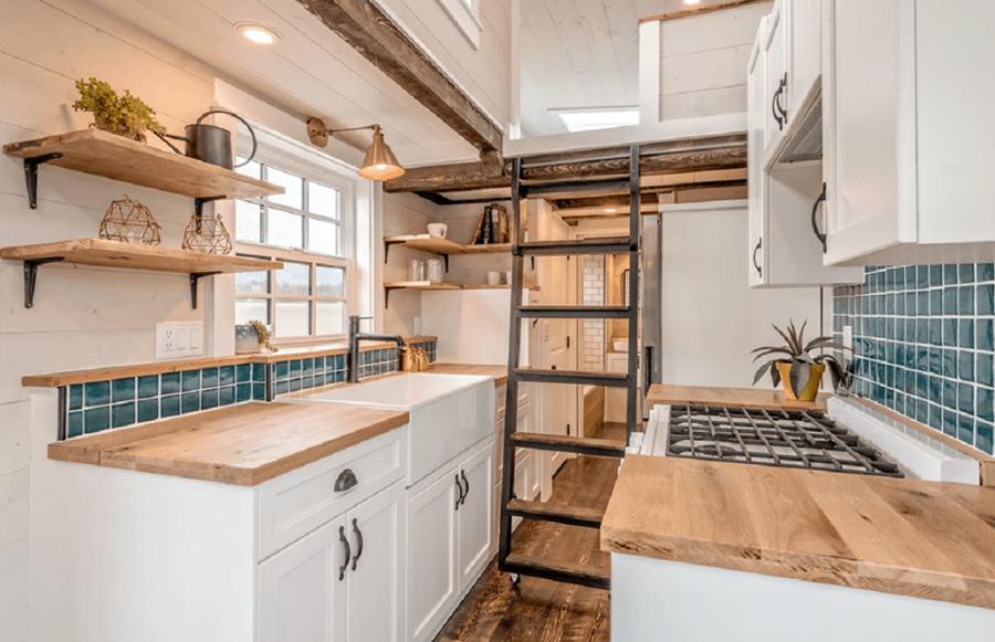 [Tin Tức My House Studio+ ] Sáu mẹo thiết kế những căn nhà siêu nhỏ