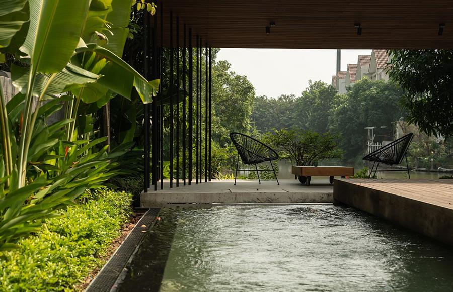 [Tin Tức My House Studio+ ] Villa AD8 - Cuộc sống miền nhiệt đới