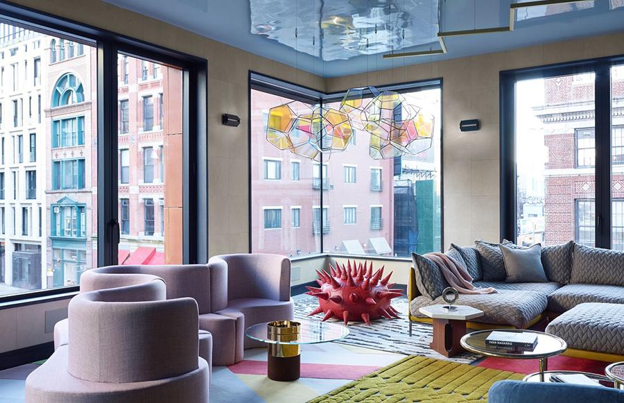[Tin Tức My House Studio+ ] Căn hộ Soho – Sức sống rực rỡ trong từng khối màu